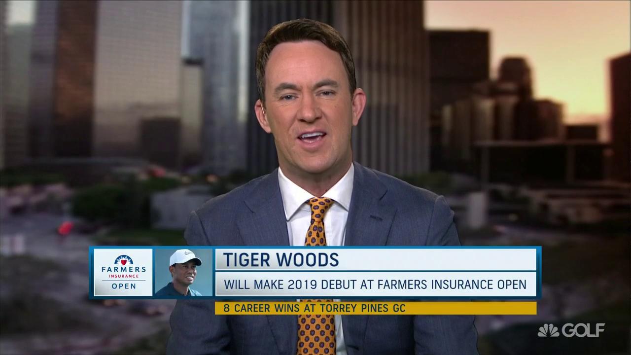 713c7edb7c1a3 2019 Farmers Insurance Open  Tiger Woods Major Chances