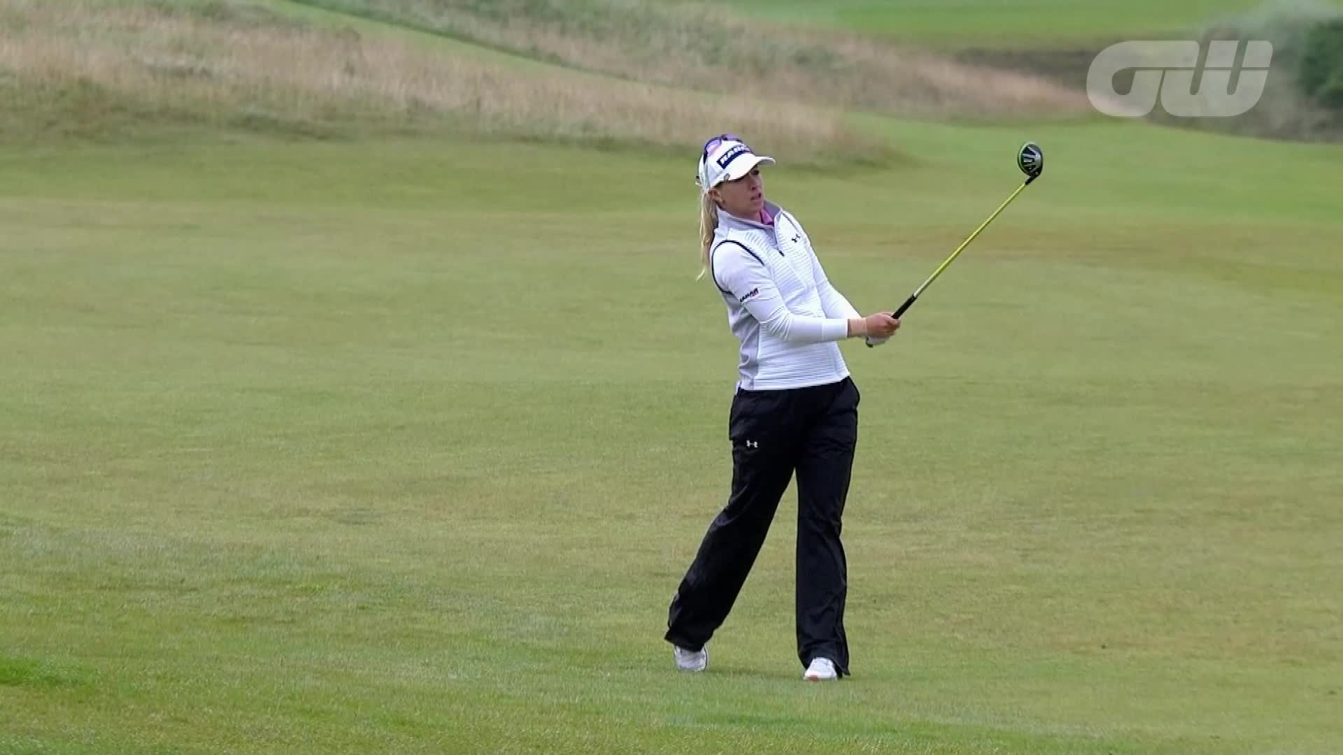 ricoh women u0026 39 s british open news  videos  u0026 photos