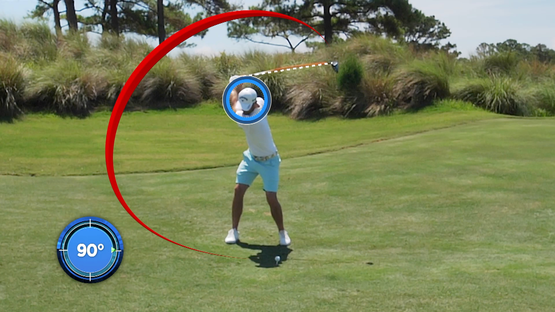 How To Hit A Draw Tips Amp Drills Golf Channel