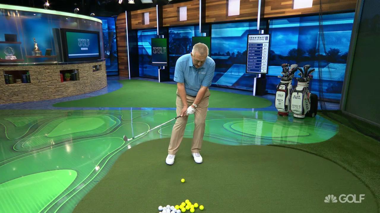 golf pitching tips u0026 drills golf channel