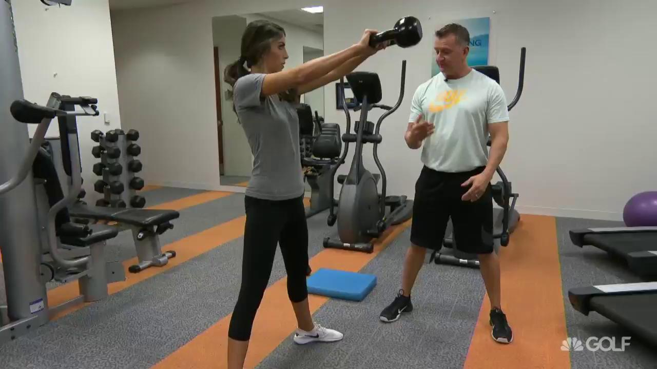 golf fitness exercises golf channel