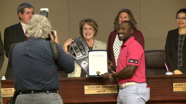 Hear Ye Proclamation Of Maurice Allen Day
